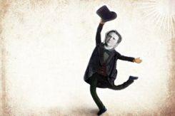 Calvin Dancing